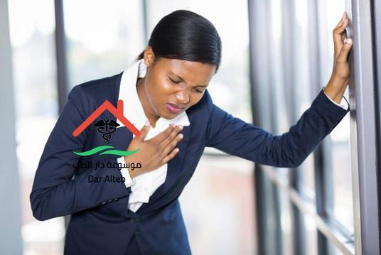 اسباب صعوبة التنفس وطرق العلاج