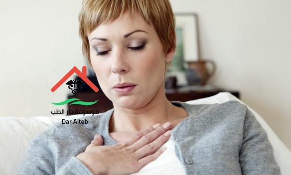 Photo of اسباب صعوبة التنفس وطرق العلاج