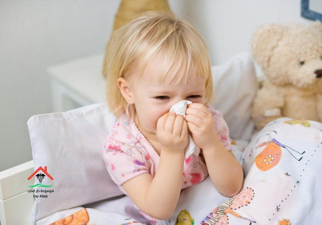 Photo of علاج الرشح عند الأطفال والتهاب اللوز