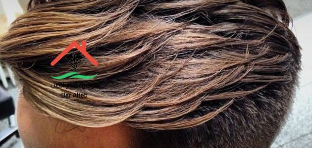افضل طرق فرد الشعر للرجال