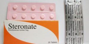 ستيرونات Steronate لعلاج تأخر الدورة الشهرية والآثار الجانبية