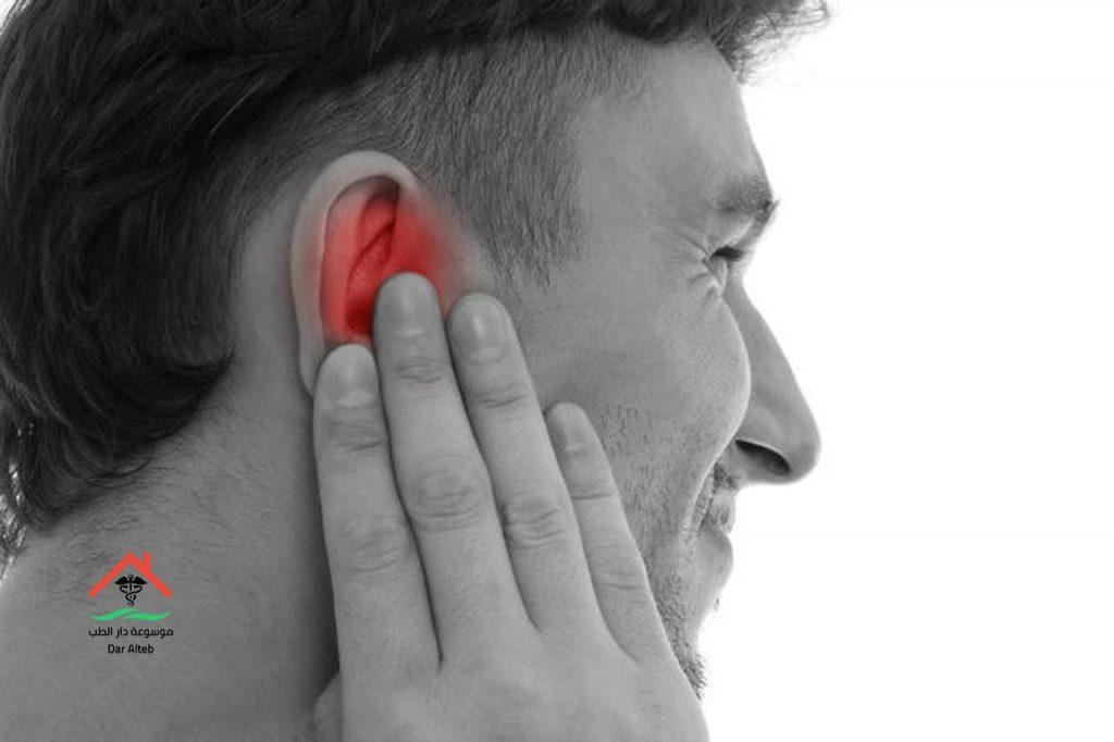 ثقب طبلة الاذن أعراضه وعلاجه