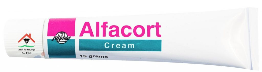 الآثار الجانبية كريم الفاكورت Alfacort