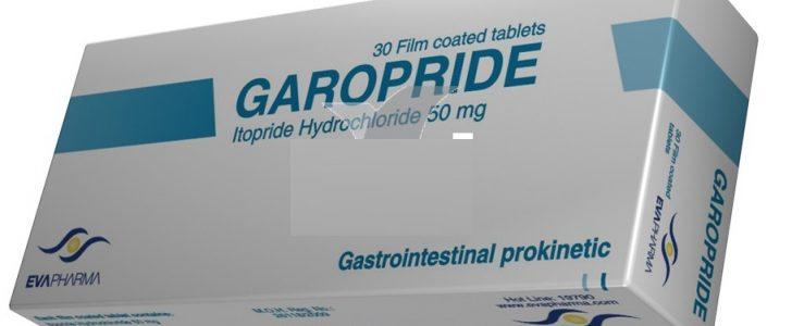 جاروبرايد Garopride لعلاج عسر الهضم والجرعة المسموح بها