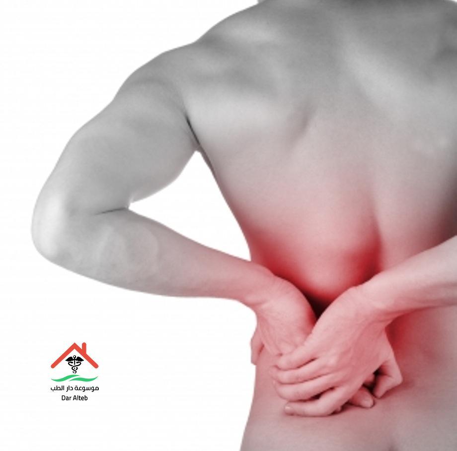تشخيص الم التهاب عضلات الظهر