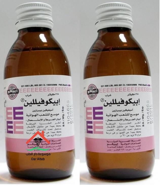 الأعراض الجانبية لدواء ابيكوفيللين Epicophylline