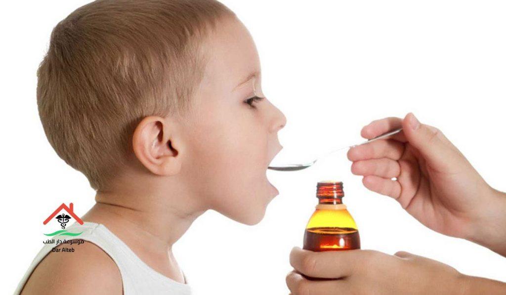 علاج مغص البطن