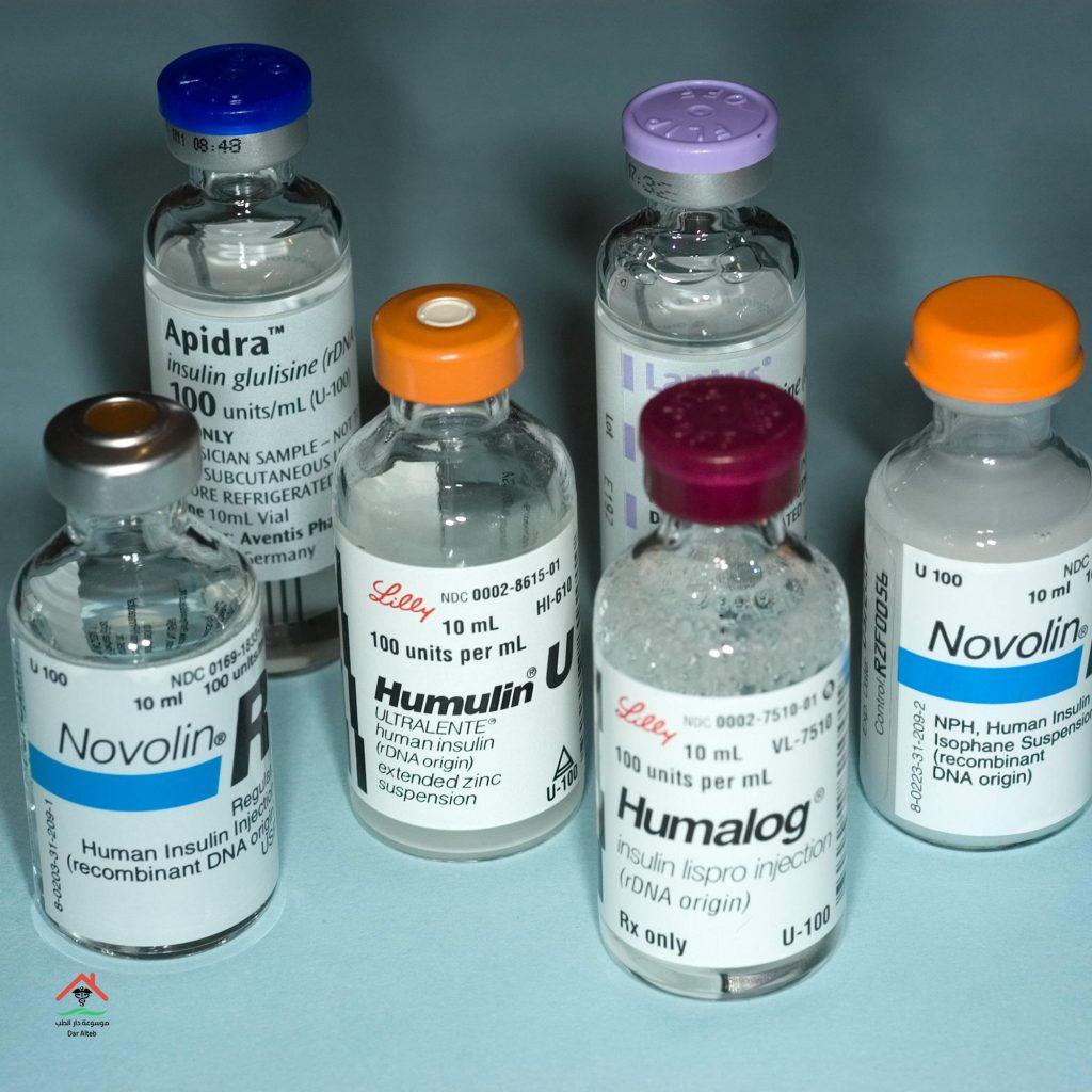 Photo of الإنسولين لعلاج السكر في الدم وكيفية استخدامة والجرعات المحددة