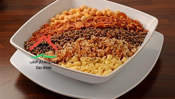 Photo of طريقة عمل الكشري المصرى مثل المطاعم
