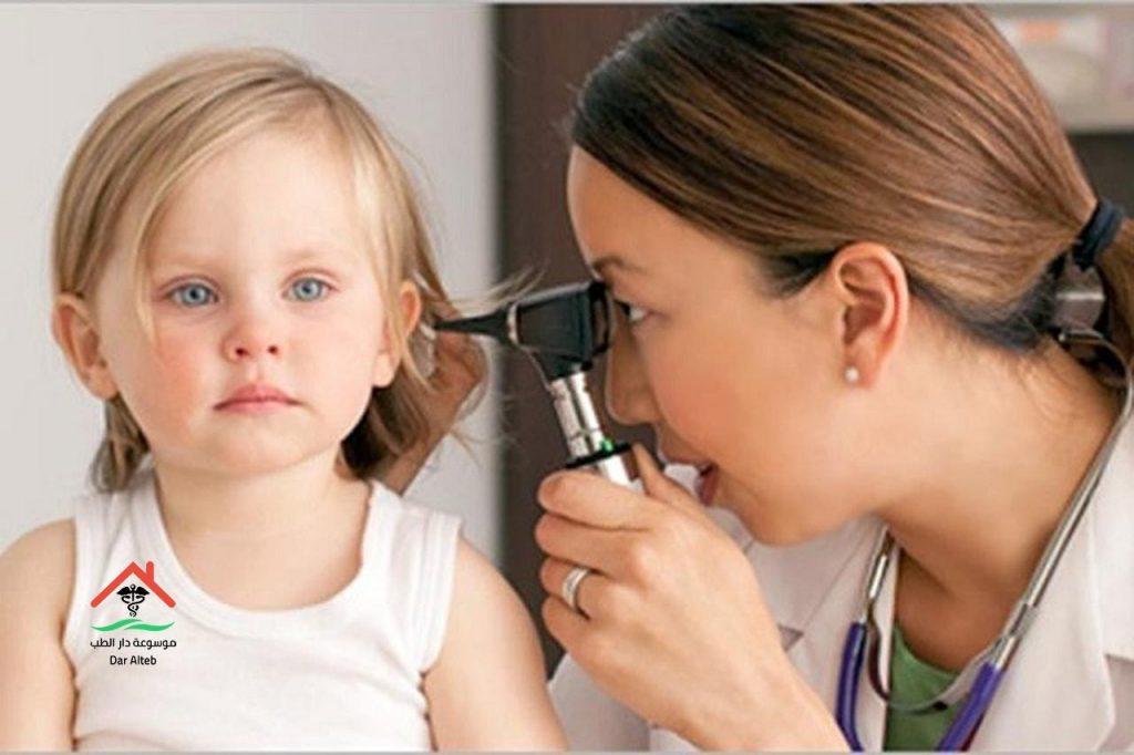 Photo of التهاب الاذن الوسطى عند الاطفال وأسباب تكرار الالتهاب