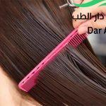 وصفات لتنعيم الشعر