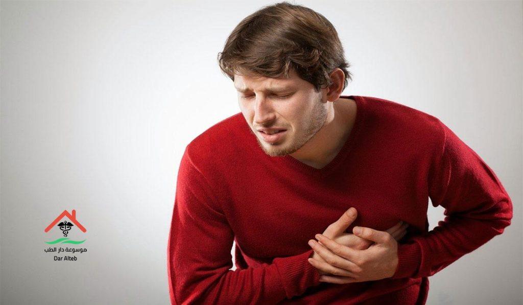 العلاج الفورى للذبحة الصدرية