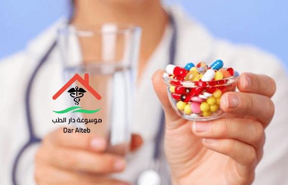 علاج الميكروب السبحي