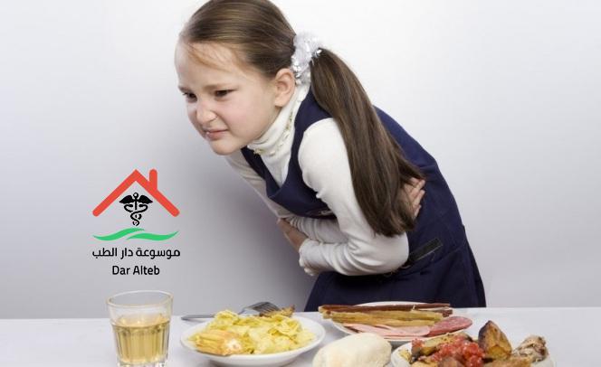 التسممات الغذائية أسبابها وعلاجه