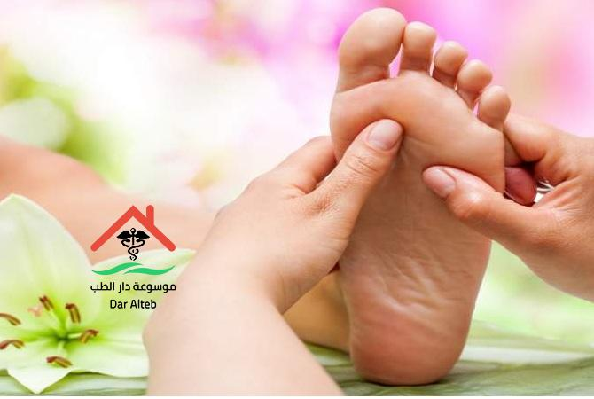 Photo of علاج حرارة القدمين الدكتور عبد الباسط
