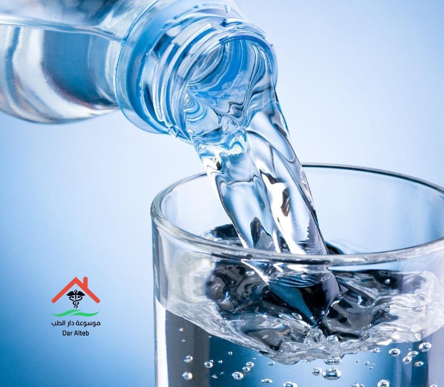 بحث عن فوائد الماء