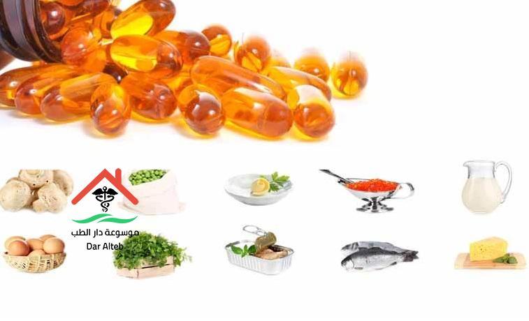 أعراض نقص فيتامين د الحاد