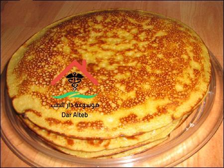 طريقة تحضير خبز الجباب الإماراتي