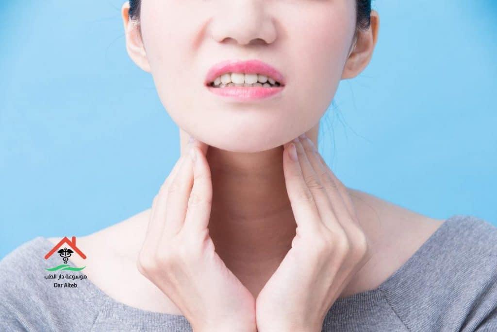 Photo of اعراض التهاب الغدد الليمفاوية وطرق العلاج وأسباب الالتهاب