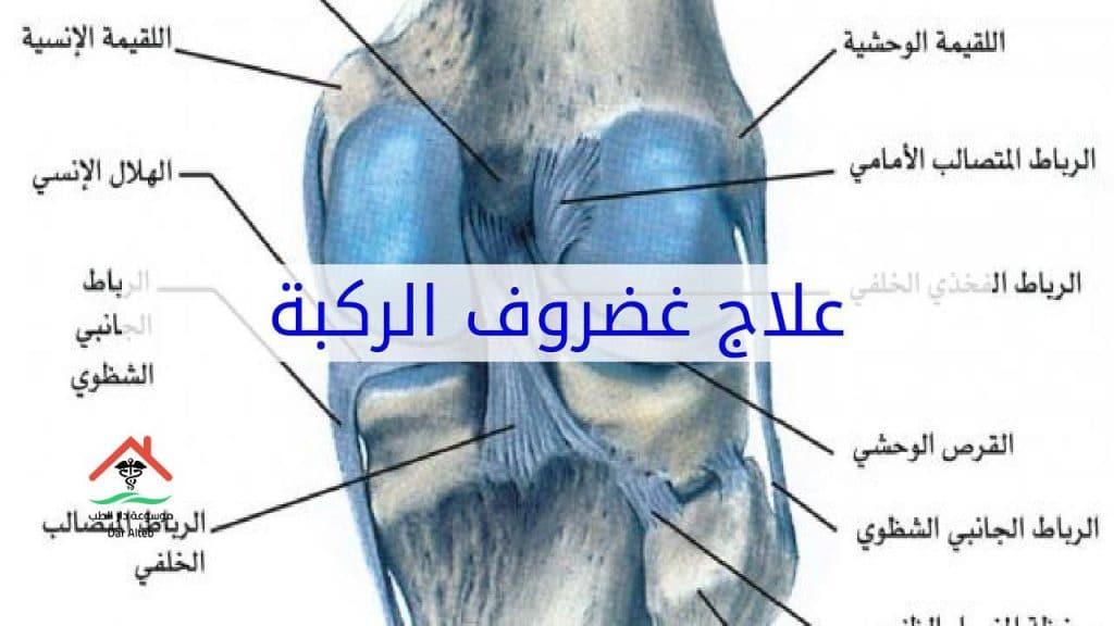 اعراض تمزق غضروف الركبة