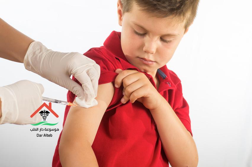 تطعيم الالتهاب السحائي للاطفال