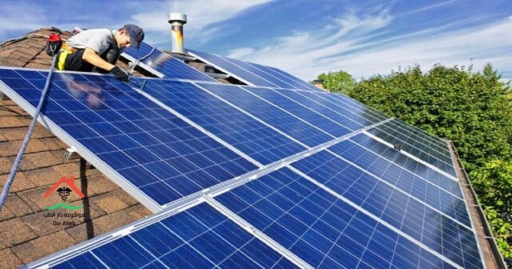 Photo of بحث عن الطاقة الشمسية جاهز للطباعة