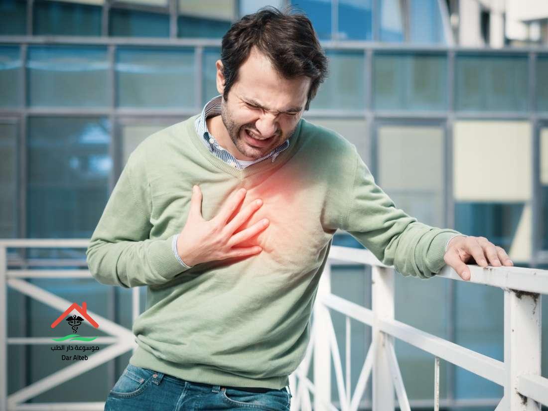 Photo of علاج الذبحة الصدرية وما هي أنواعها وأعراض الإصابة بها
