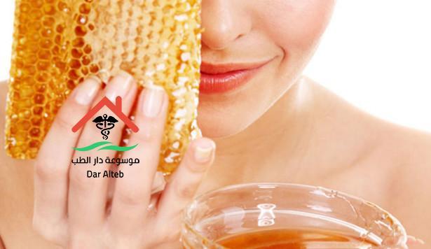 فوائد العسل الأبيض للبشرة