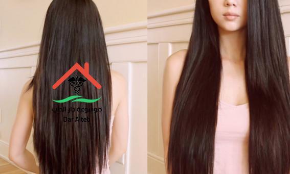 مجموعة خلطات مجربة تساعدك في تطويل الشعر