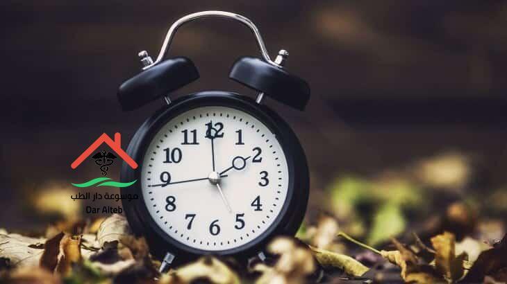 Photo of موضوع تعبير عن الوقت