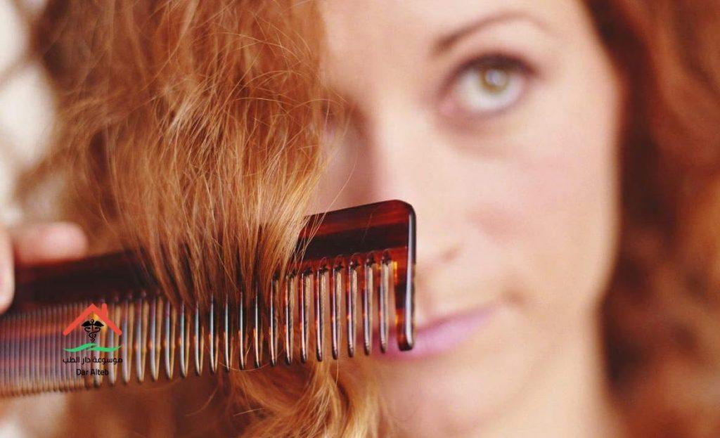 علاج الشعر الجاف وأهم النصائح لتجنبه