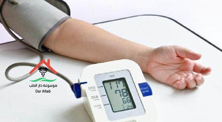 علاج ضغط الدم بالأعشاب