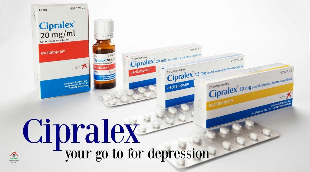 دواء cipralex لسرعة القذف