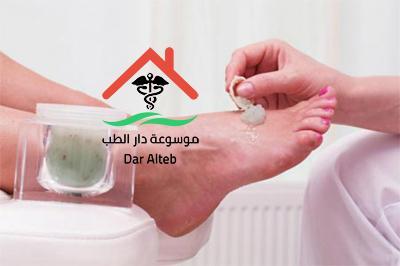 علاج القدم السكري