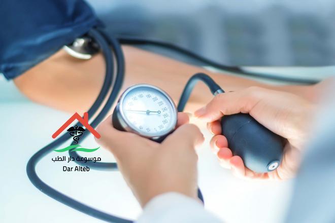 علاج الضغط المنخفض بالاعشاب