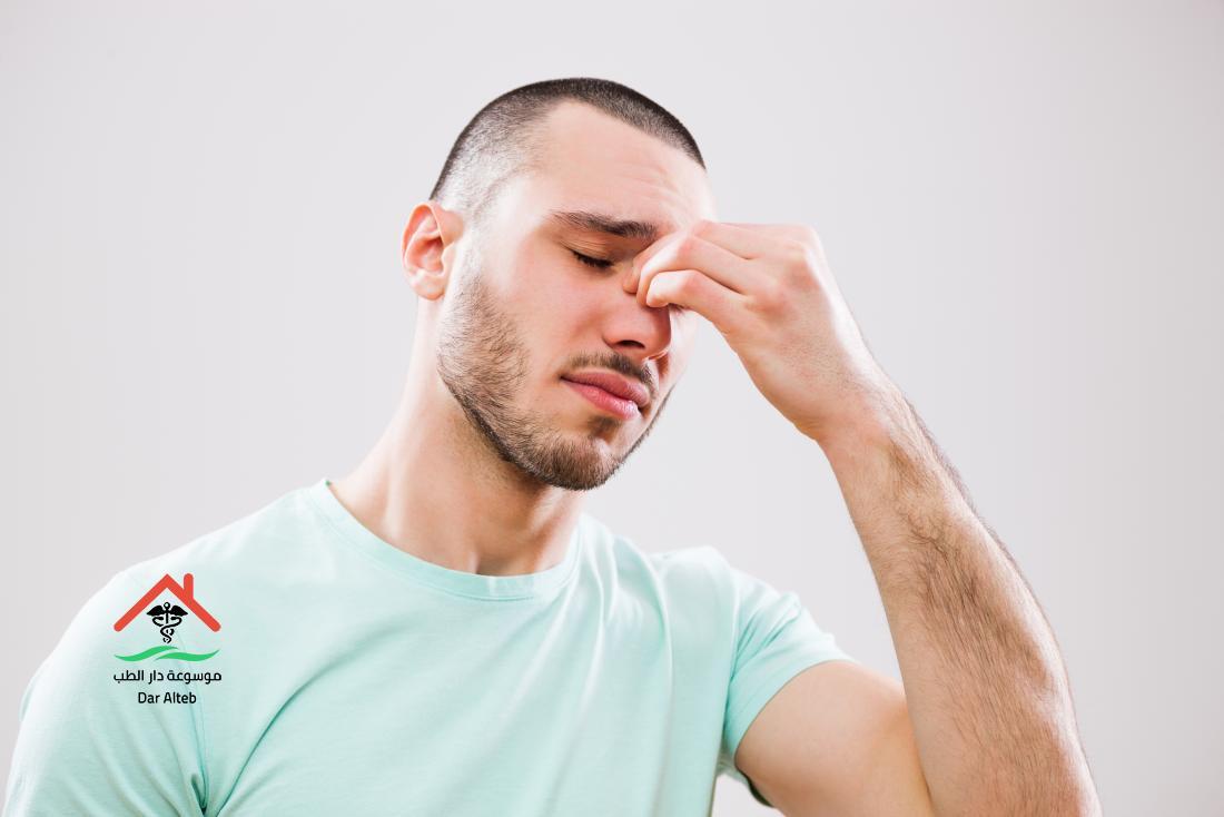 أعراض الجيوب الأنفية