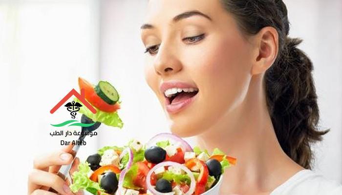 التغذية العلاجية للتخلص من السمنة