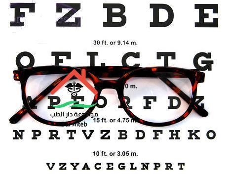 Photo of اختبار النظر وأنواع الإختبارات الهامة لفحص البصر
