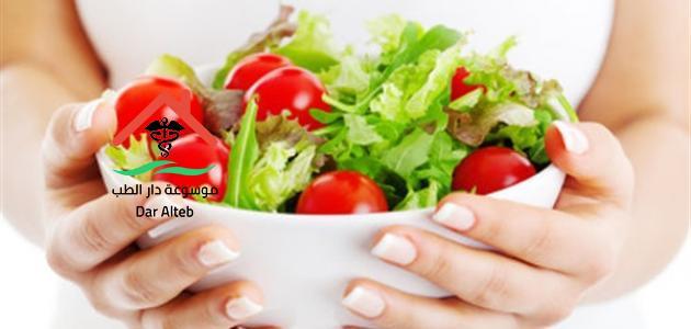 افضل نظام غذائي لحرق الدهون