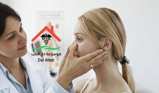 طقطقة الفك اسبابها وعلاجها