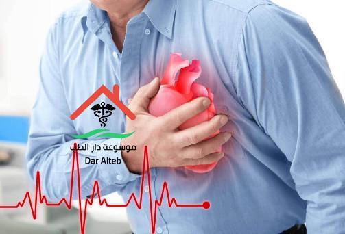 اعراض الذبحة الصدريه وطرق التعامل معها