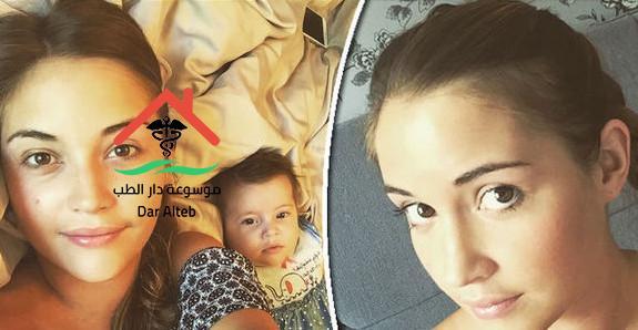 Photo of زيادة الوزن وتساقط الشعر بعد الولادة وطرق العلاج